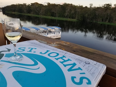 st johns river grill