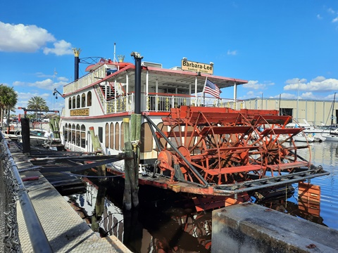St. Johns Rivership, Sanford